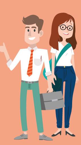 Salariés et Alternants : tout collaborateur